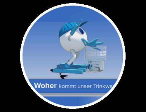 Trinkwasseraufbereitung – Konzept und Animationen