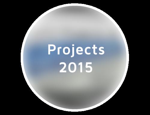 Projekte 2014-15 – Eine Übersicht