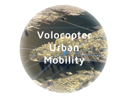 Volocopter – Urban Mobility