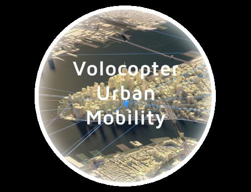 Volocopter – Urbane Mobilität